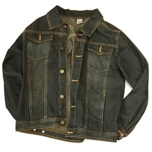 Gymboree Boys Jean Denim Jacket Size (L)